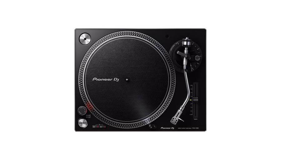 Pioneer PLX 500 draaitafel