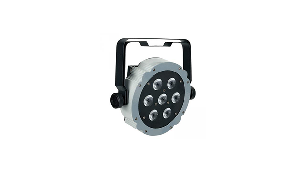 Showtec compact tri-led par 7