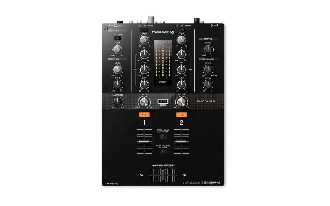 Pioneer DJM 250 DJ mixer