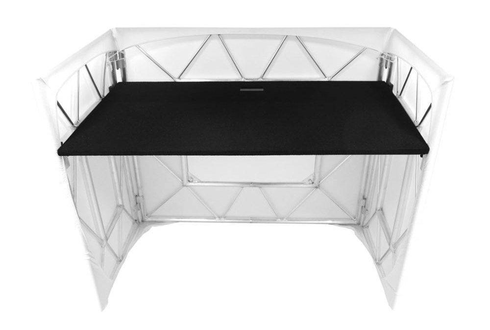 DJ booth klein (wit of zwart)
